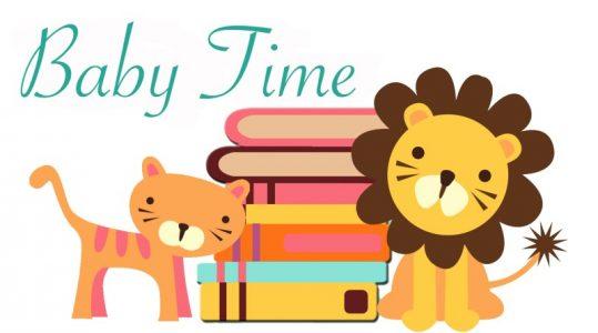 Baby Story Time @ Headingley Library