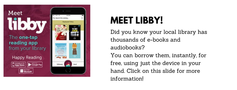 Meet libby!