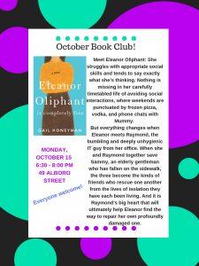 October 2018 book club jpg