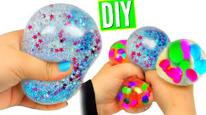 Make Your Own Squishy Stress Balls (age 8+) @ Headingley Library
