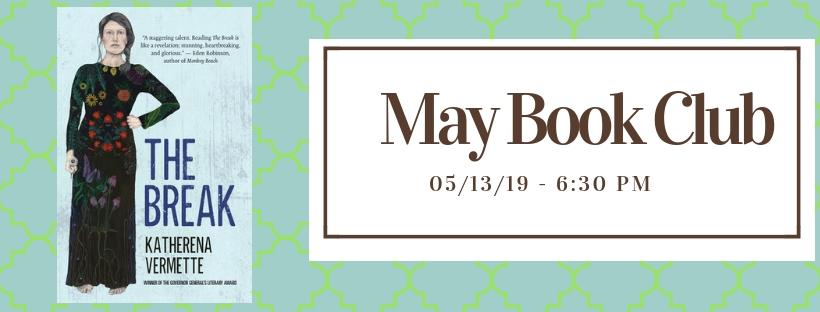 May Book Club!