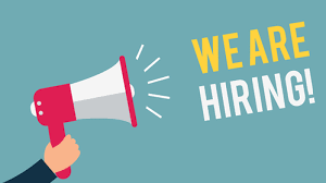 We're Hiring! @ Part Time Library Clerk